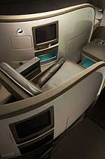 Air New Zealand's Business Premier - replacing First Class